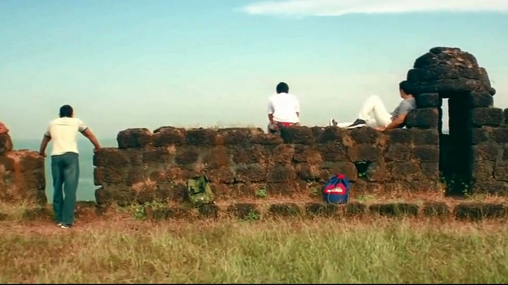 Dil Chahta Hai Shooting Spot