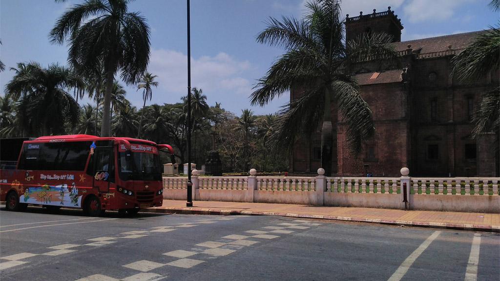 Basilica of Bom Jesus
