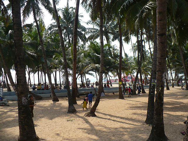 Colva_Beach-garden