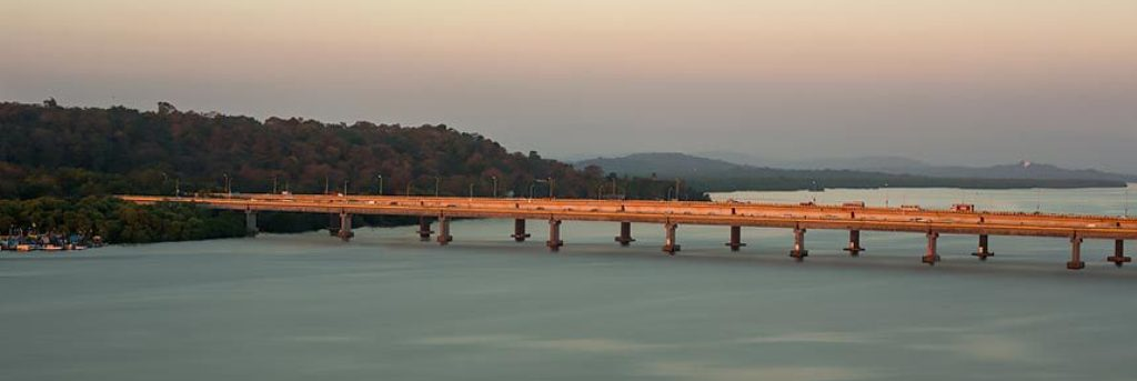 Mandovi River Goa