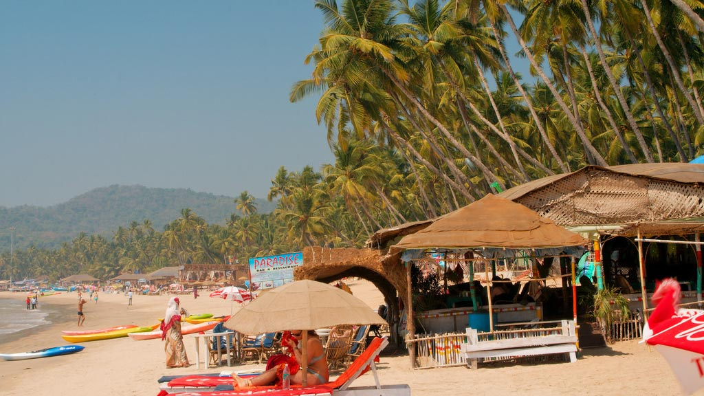 palolem beach goa