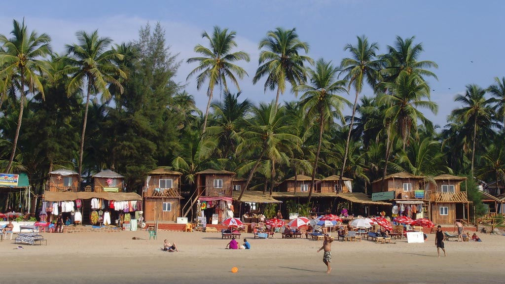 palolem beach place