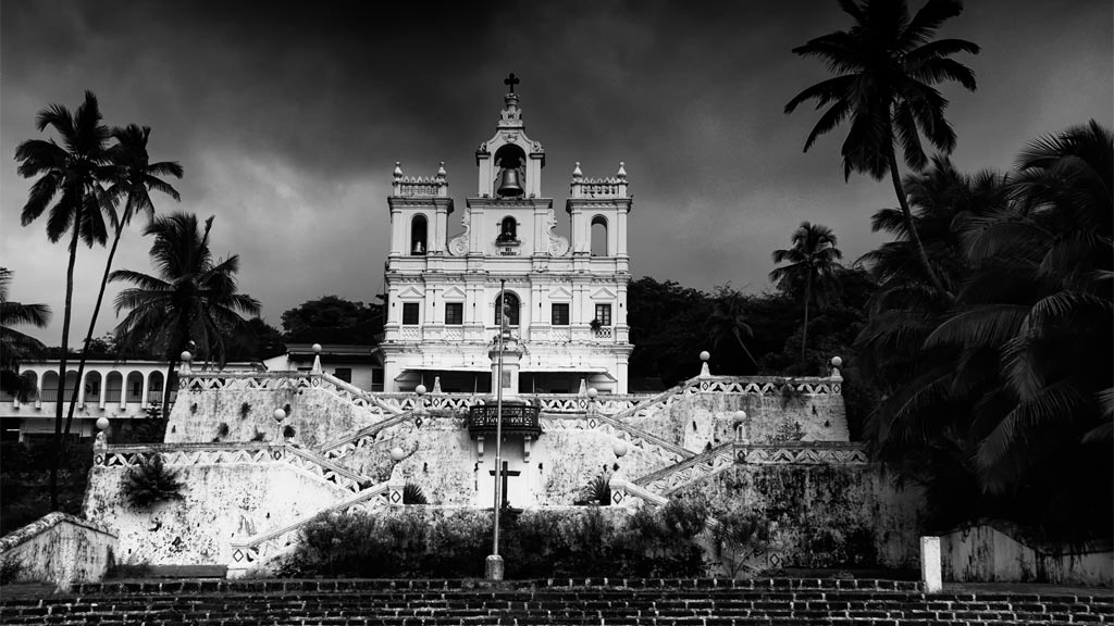 Panjim Church Goa