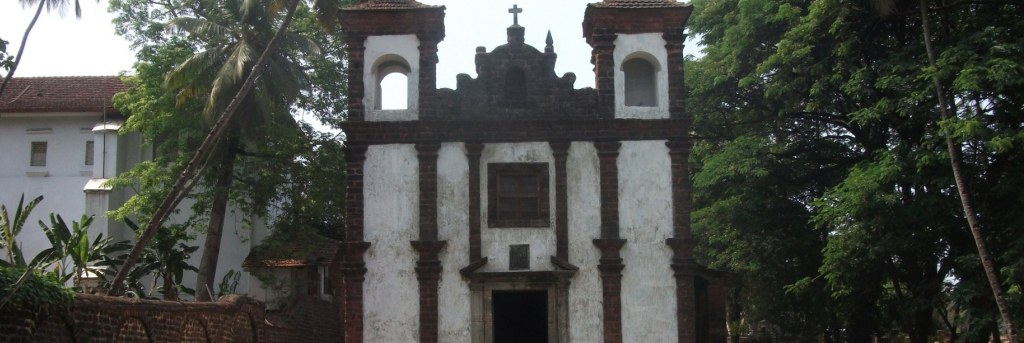 The Chapel of St Catherine, Goa
