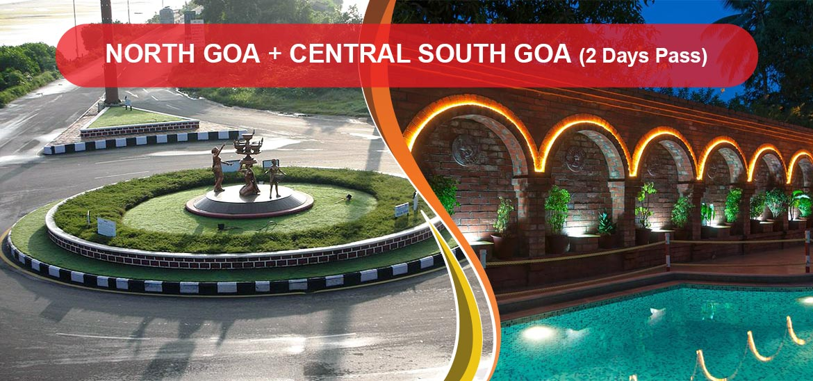 North Goa Central South